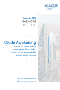 Crude Awakening - Marmore Report