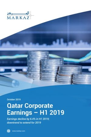 Qatar Corporate Earnings – H1 2019