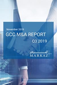 GCC M&A Report – Q3 2019