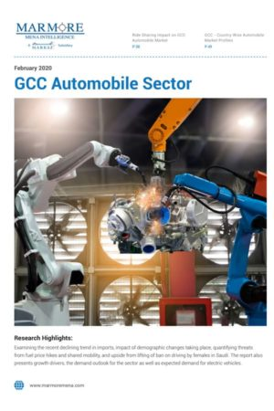 GCC Automobile Sector