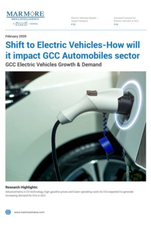 Shift to Electric Vehicles - How will it impact GCC Automobiles Sector - Marmore Research Report