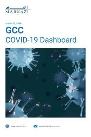 GCC Coronavirus Dashboard