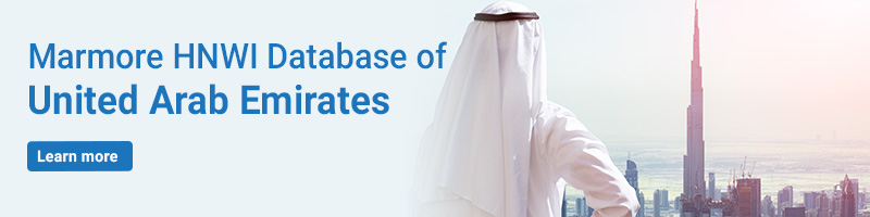 HNWI Database of United Arab Emirates
