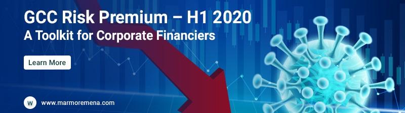 GCC Risk Premium – H1 2020